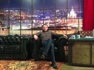 В съемочной студии