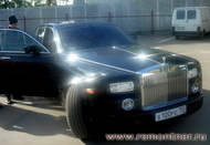 Наш Rolls-Royce Phantom для сюрприза Радости для Дамъ